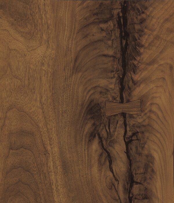 3479 Black Walnut Timber 180FX - Discontinued - Formica