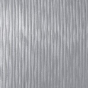 609 Waves Brushed Aluminum - Lamin-Art