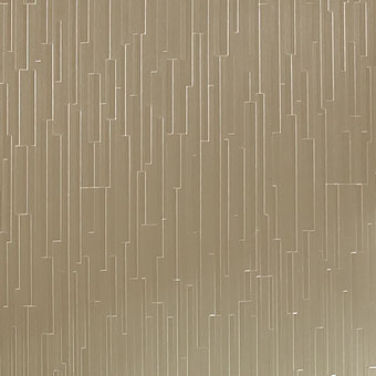 615 Striations Brushed Bronze - Lamin-Art