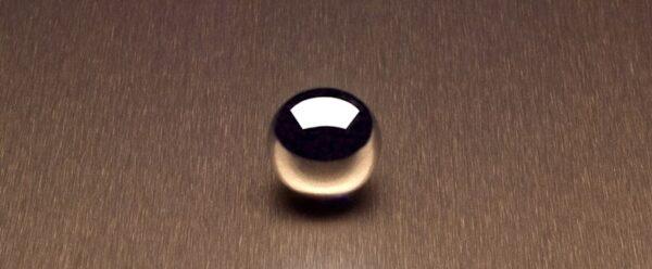 6262 Satin Brushed Medium Bronze Aluminum - Wilsonart
