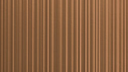 649 Lines Copperlite Glazed Finish - Lamin-Art
