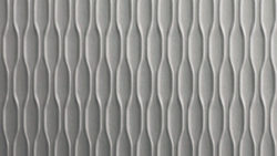 650 Mesh Titanium Glazed Finish - Lamin-Art