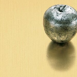 704 Brushed Light Brass Aluminum - Chemetal