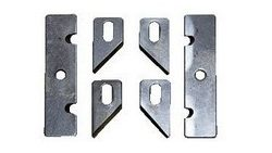 Double Edge Trimmer - Double Edge Trimmer ET-100 Blades Part#AU93B