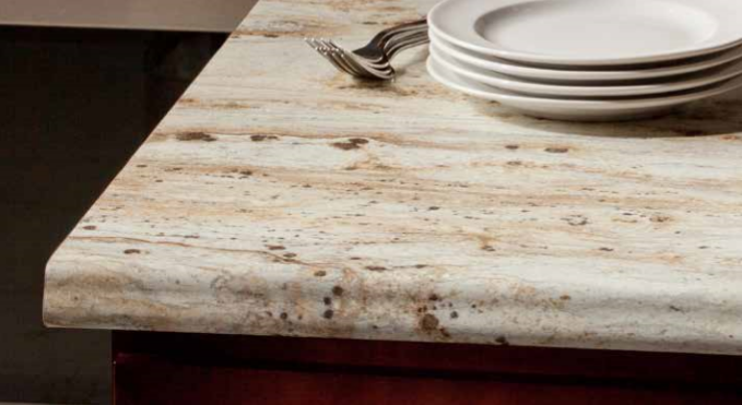 Geneva Edge Profile Modern Drop Ogee Laminate Countertops