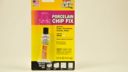 Glue - White Porcelain Repair Super Glue Part#19061