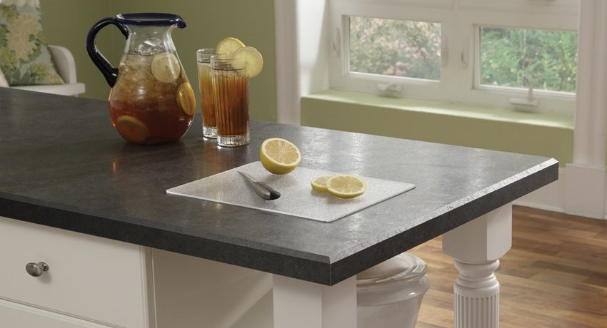 Lc Bevel Edge Profile 45 176 Angle Cut Laminate Countertops
