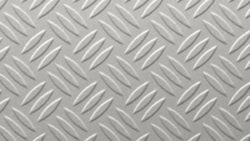 M4692 Matte Aluminum Footplate II - Formica