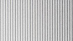 M4748 Vertical Corrugated Matte Aluminum - Formica