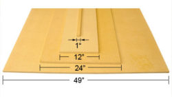 Particle Board - Laminate Countertops