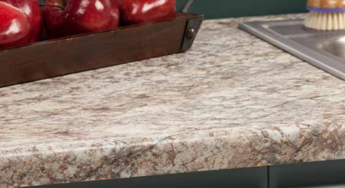 Tempo Edge Profile - Laminate Countertops