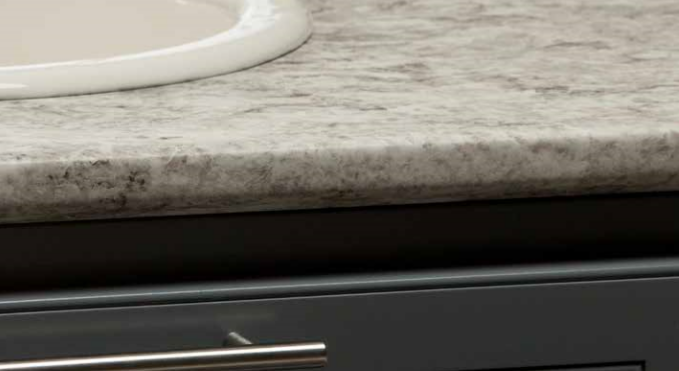 Tiburon Edge Profile - Laminate Countertops
