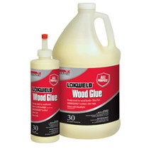 WA Wood 16oz Bottle and 1G Glue