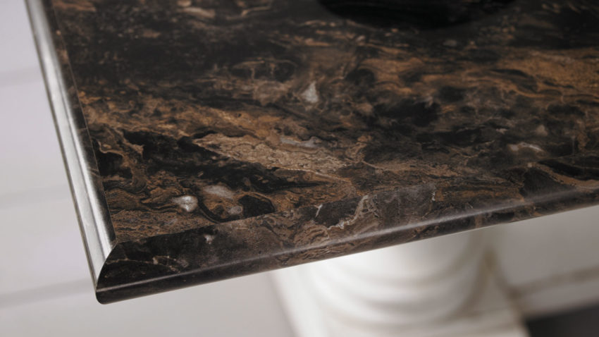 Lc Ogee Edge Profile Sculpted Edge Laminate Countertops