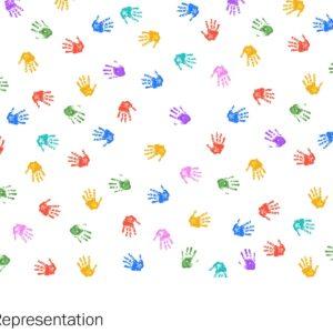 Y0022 Handprints - Wilsonart