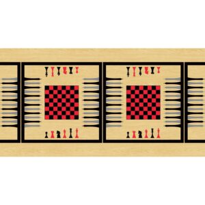 Y0277 Game Top Maple - Wilsonart