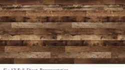Y0364 Repurposed Oak Planked - Wilsonart