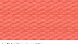Y0445 Coral Jigsaw - Wilsonart