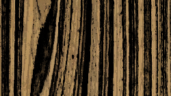60420 American Wavy Walnut Groove - Treefrog